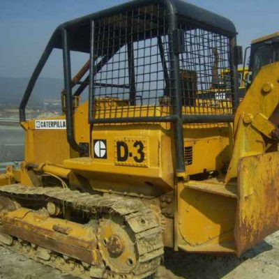 Bulldozer CAT D3-WINCH de ocasión