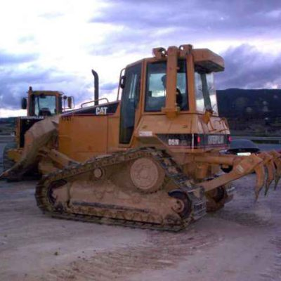 Bulldozer CAT D5N XL de ocasión